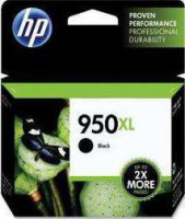 HP 950XL Black Officejet Ink Cartridge 2300 pages CN045A