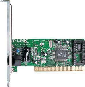 TP-Link TF-3239D 10/100Mbps PCI Network Adapter