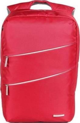"KingSons Evolution Series 15.6"" Laptop BackPack (Red) 
