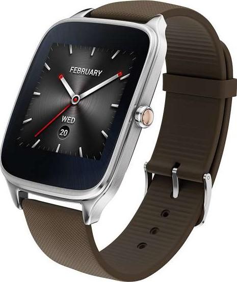 ASUS ZenWatch 2 , WI501Q-SR-BW-Q , 1.63 Inch Smartwatch ...