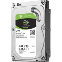 Seagate 4TB Desktop HDD SATA 6Gb/s 64MB Cache 3.5-Inch Internal Bare Drive | ST4000DM005