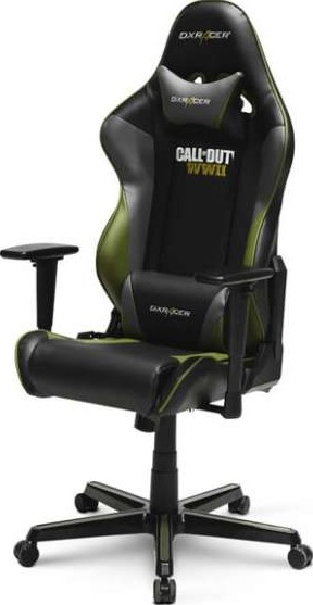 DXRacer Racing Series Call of Duty WWII Gaming Chair | OH/RZ52/NGE  sc 1 st  Microless & DXRacer Racing Series Call of Duty WWII Gaming Chair | OH/RZ52/NGE ...