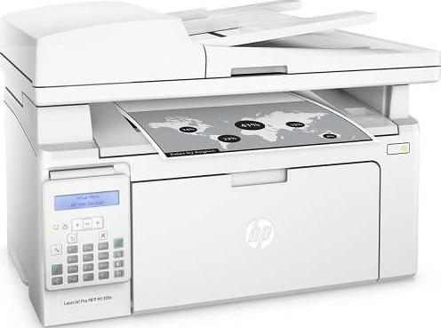 Hp Laserjet Pro M130fn All In One Laser Printer With Print