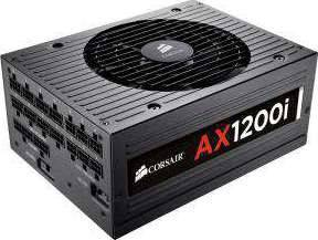 Corsair AX1200i 1200W Watt 80 PLUS Platinum Certified Fully-Modular Digital Power Supply | CP-9020008-UK