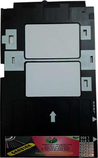Pvc Id Card Tray For Epson L800 L805 L810 Inkjet Printers Buy Best