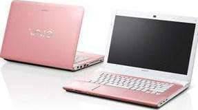 SONY VAIO SVE14133 CA pink