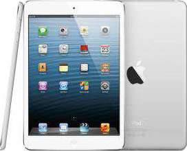 Apple iPad Mini Tablet 16GB Wifi, White