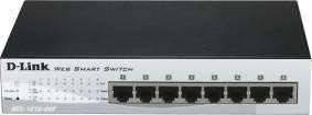 DES-1210-08P/E D-Link  Smart Switch (POE)