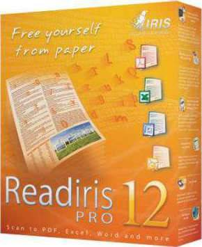READIRIS Pro 12,  FOR MIDDLE EAST