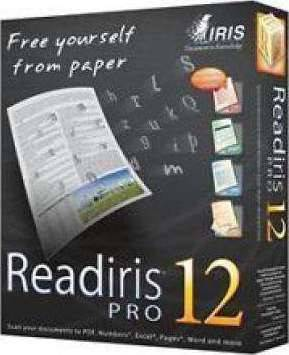 READIRIS Pro MAC 12 INTERNATIONAL, MINI BOX