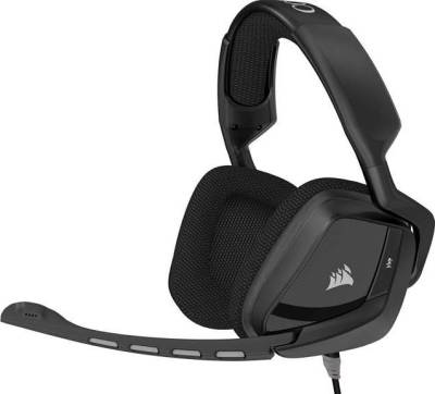 Corsair Gaming VOID Surround Gaming Headset, Carbon | CA-9011146-NA