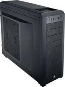 Corsair Carbide Series Black 400R Mid Tower Computer Case   CC-9011011-WW