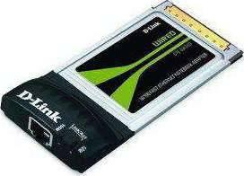 DLINK DFE-690TXD PCMCIA CARD