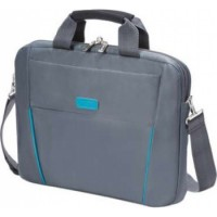 Dicota Slim Case BASE 14-15.6 Functional and Lightweight Notebook Bag Grey/Blue | D30998