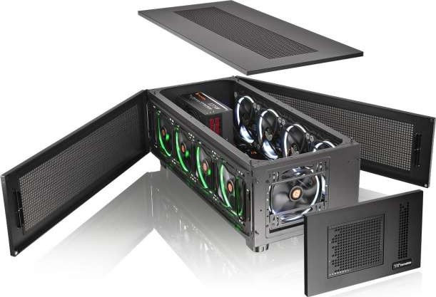 Thermaltake Core P100 Extended Water Cooling Power Supply