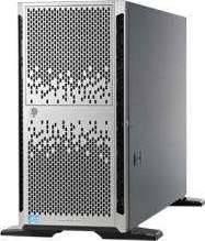 HP ProLiant ML350p Gen8 1P PS Server (Intel Xeon 2.4GHz, 6-Core, 8GB) - 736958-421