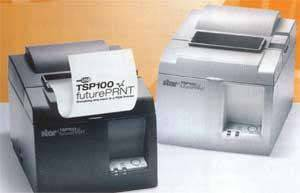 STAR TSP143(100) Ethernet - Thermal RECEIPT PRINTER