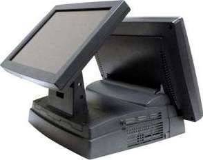 EPOS E Touch Integrated 465 with Customer Display