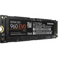 Samsung 960 EVO Series - 250GB PCIe NVMe - M.2 2280 Internal SSD | MZ-V6E250B