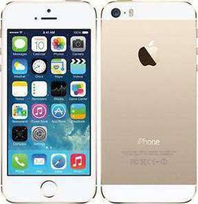 Apple iPhone 5S 64GB LTE (Gold)