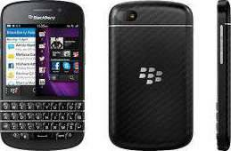 BlackBerry Q10 LTE Black