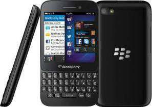 BlackBerry Q5 Black LTE
