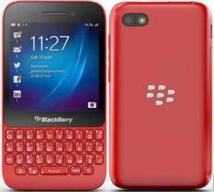 BlackBerry Q5 Red LTE