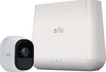 Netgear Arlo Pro Surveillance Security Wired Wireless