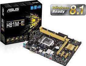 ASUS H81M E Motherboard Buy Best Price In UAE Dubai Abu