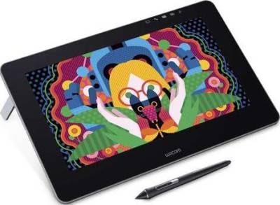 "Wacom Cintiq Pro 13"" WQHD LCD display with Wacom Pro Pen 2 technology 