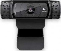 Logitech HD Pro Webcam C920, Widescreen Video Calling and Recording, 1080p Camera, Desktop or Laptop Webcam | 960-001055