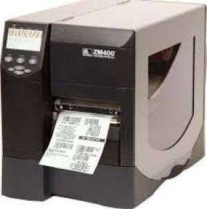 ZEBRA ZM400 BARCODE PRINTER 203DPI