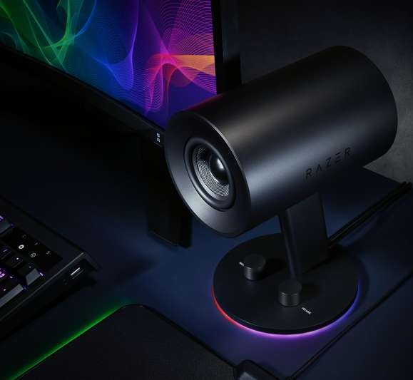 Razer Nommo Chroma 2 0 Full Range Sound With Razer Chroma
