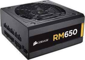 Corsair RM650 650W 80 PLUS Gold Power Supply | CMPSU-RM650