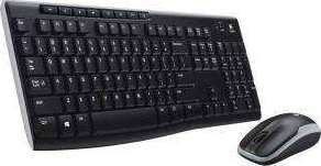 Logitech MK270 Wireless combo KB/Mouse | 920-004519 / 920-004509