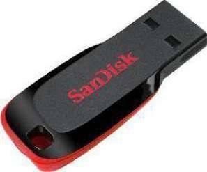 Sandisk Cruzer Blade 4GB USB Flash Drive | SDCZ50-004G-B35