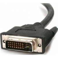 1.5 Meter DVI-I Male to DVI-I Male  Monitor Cable