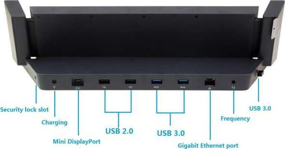 Microsoft Docking Station For Microsoft Surface Pro 2017