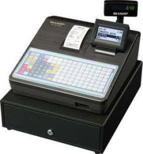 Sharp XE-A217B Cash Register