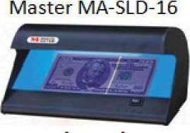 Master MA-SLD-16 Currency Detector