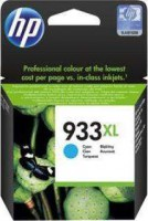 HP 933XL Cyan Original Ink Cartridge CN055A
