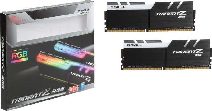 G Skill 16gb Tridentz Rgb Series 2 X 8gb 288 Pin Ddr4