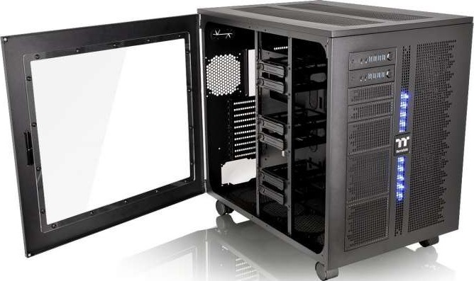 Thermaltake Core W200 Dual System Capable Extreme Cooling