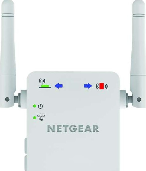 Netgear 300 Mbps Universal Wi Fi Range Extender Wi Fi