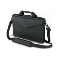 Dicota Code Slim Case Black 13 Inch MacBook Pro, Macbook Air, Surface Pro Smart Design Carrying Bag | D30591