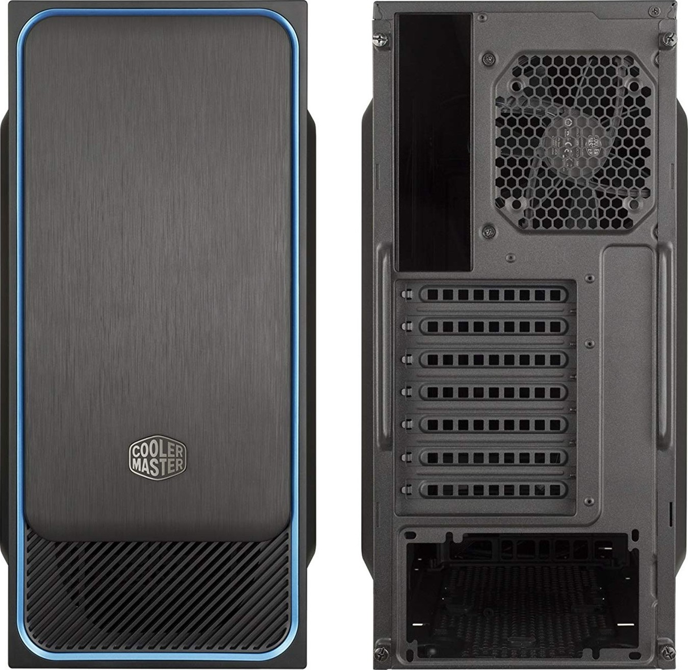 Cooler Master Masterbox E500l Acrylic Side Panel Atx Mid
