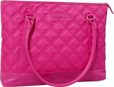 "Kingsons Vogue Series 15.6"" Ladies Shoulder Bag (Pink) 