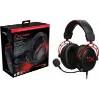 HyperX Cloud Alpha Gaming Headset for PC, PS4 & Xbox One | HX-HSCA-RD/EE