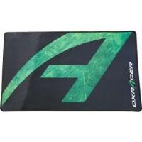 DXRacer MP93/NE Gaming Mouse Pad Large Black and Green | MP93/NE