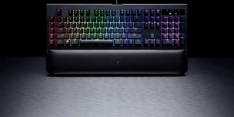 Razer blackwidow how to set macro keys